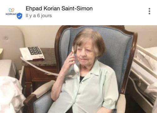 Un Brin de Causette - EHPAD Korian Saint-Simon Pôle Seniors Paris 20e