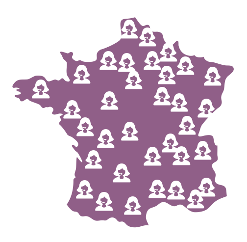 Un Brin de Causette Notre réseau de papoteuses en régions