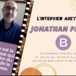 Interview de Jonathan Pitcher, Un Brin de Causette - Association Age'itateur